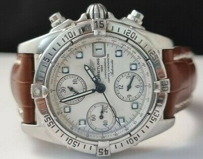 Breitling chronomat chronograph automatic A13358 Men watch boxed