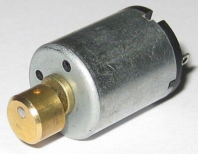 Mini Massager And Vibrator Dc Motor 1.5 V Dc - 4500 Rpm - Small Offset Weight