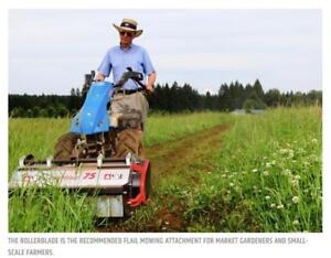 BCS Two-Wheel Tractors for Small Farms and Market Gardeners! Summer Savings are now on!