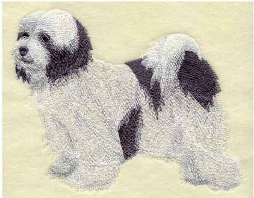 Tibetan Terrier, Hand Towel, Embroidered, Custom, Personalized, Dog