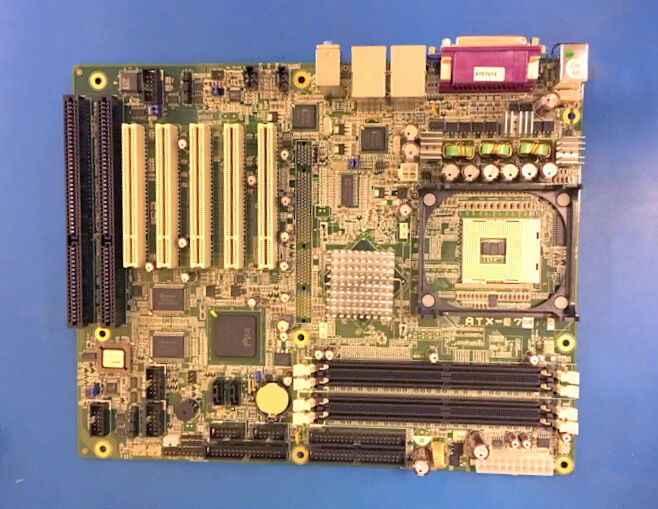 Etop ATX-E7 Industrial ATX P4 motherboard, Intel 865G chipse