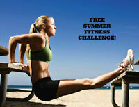 FREE 30 Day Fitness Challenege!!!