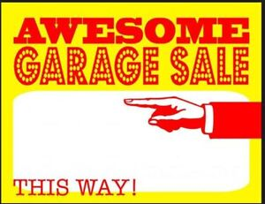 MASSIVE Garage Sale Sat July 14 8:30-2:30 Port Coquitlam