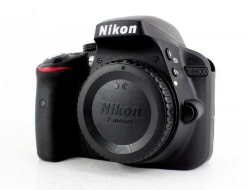 Nikon D3300 Digital Slr Camera(24.2 Mp,af-p 18-55vr Lens Kit, 3 Inch Lcd Screen)
