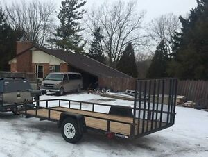 14ft toy hauler