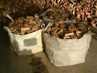 Hardwood logs bulkbag free local delivery