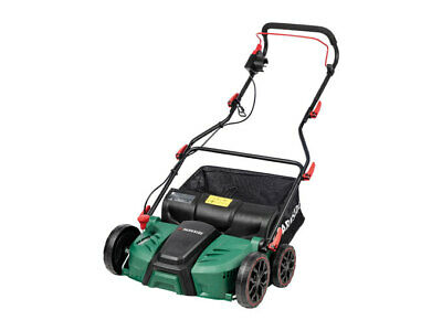 Parkside Electric Scarifier & Aerator Grass Lawn Aerator Roller=Free UK Post