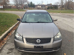 2006 NISSAN ALTIMA 2.5 SPECIAL EDITION &165000 KM SEFTAY &ETEST