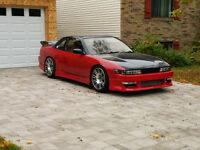 1989 Nissan S13 Silvia (2 door)