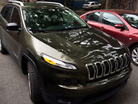 ***********MUST SELL like NEW Jeep Cherokee - 2014***********