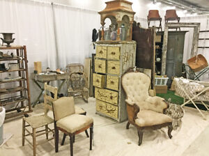 Ottawa's biggest sale of antiques & vintage is on Oct. 19 & 20!