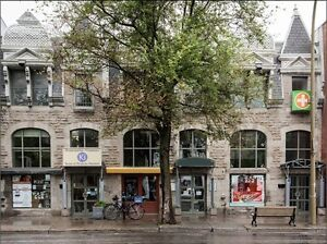 FOR SALE/ COMERCIAL BUILDING WITH TENANT (ST-DENIS STREET)