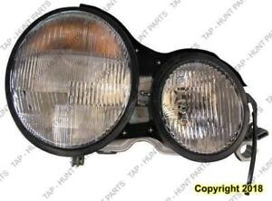 Head Lamp Passenger Side High Quality Mercedes E-Class 1996-1999