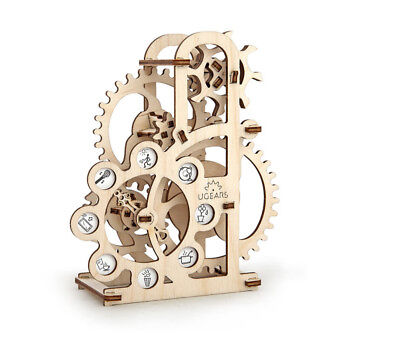 Ugears Dynamometer 70005 Kraftmesser 3 D Holzbausatz Holzpuzzle Modellbausatz