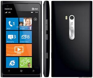 NOKIA Lumia 900 in Black - Rogers/ChatR+ 90 day warranty