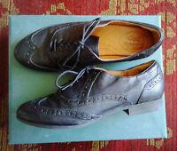 Chaussures Noir Oxfords pour femmes