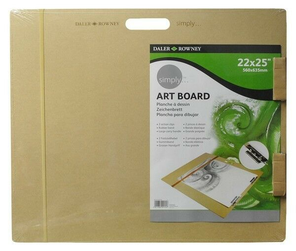 Daler Rowney Simply Art Sketchboard - Sketch Drawing Board