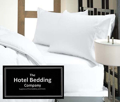 * 800 TC Premium Egyptian Cotton FLAT sheets SOLID WHITE * 800tc Egyptian Cotton Bed Sheets