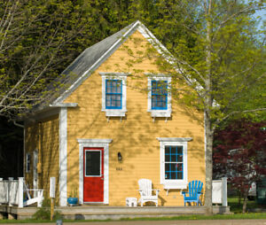 Vacation home in Mahone Bay Nova Scotia