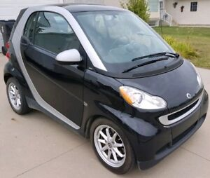 2008 Smart Fortwo Passion Coupe (2 door)