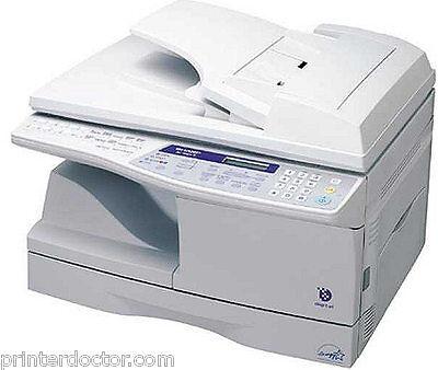 Duplex Network Usb - Sharp AL-1661CS All-In-One Laser Printer Copier Fax 2 Sided duplex USB, Network