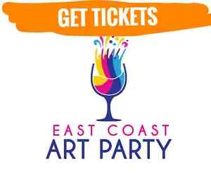 East Coast Art Party - Public, Private, Special Events!