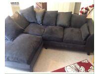 Dylan Group Corner Sofa L/hand