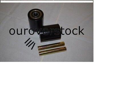Uline Ul5500 Pallet Jack Load Wheel Kit