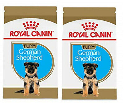 Royal Canin Breed Health Nutrition German Shepherd Puppy Dry Dog Food, 60 -
