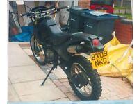 Hyosung xrx125 dirtbike 125cc
