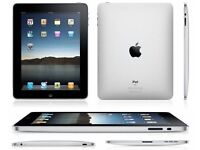iPad 1st Generation 16-32-64GB, WiFi and 3G With Warranty Budget Tablets from Apple for sale  Hampshire