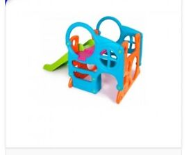 Toddler Activity Centre with slide