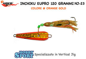 INCHIKU-EUPRO-NJ-23-GR-120-ORANGE-GOLD-MARUGO-NAMARI-JIG