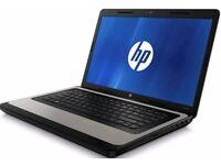 HP 630 / NTEL I3 2.40 GHz/ 4 GB Ram/ 500GB HDD/ WIRELESS/ HDMI/ WEBCAM/ BLUETOOTH/ WIN 10
