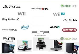 Buying any & all Game Systems