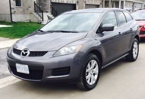 AWD MAZDA CX7 EXCELLENT CONDITION!