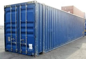 Used Sea Containers for Sale