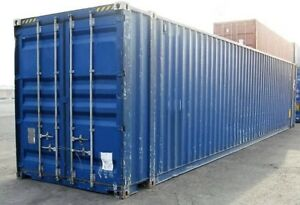 Muskoka Sea containers for sale 20'-40'
