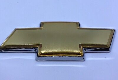 2006-2013 Chevrolet Impala & Monte Carlo Front Grille BowTie Emblem Gold OEM NEW