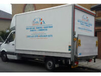 Man & Van - Removal . London to Nationwide 1, 2 or 3 Men to help .From £15/hr .