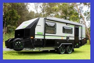On The Move GRENADE - Offroad Caravan, New Model 2015 Coffs Harbour Coffs Harbour City Preview