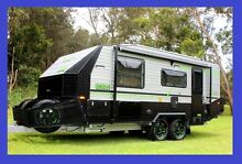 On The Move GRENADE - Offroad Caravan, New Model 2015 Coffs Harbour 2450 Coffs Harbour City Preview