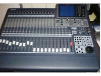 Digital Mixer Ramsa WR-DA7 used but in very good condition.