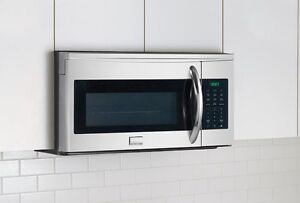 Brand New - Microwave oven with vent
