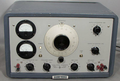 Hphewlett Packardagilentkeysight 205ag Audio Signal Generator