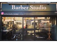 Barber Studio - Experienced Barber required