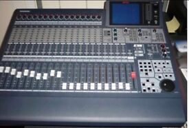 Digital Mixer Ramsa WR-DA7 used