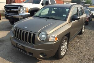 Jeep Compass Low kms!!
