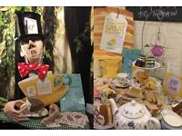 Host a Blooming Great Tea Party for Marie Curie