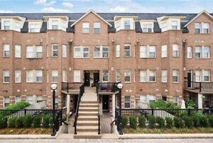 Fab furnished townhouse with rooftop deck! Lawrence W & Allen Rd